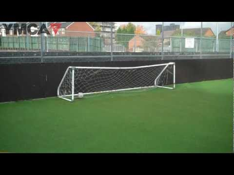 Sports Pitch, New Facilities at YMCA North Staffordshire