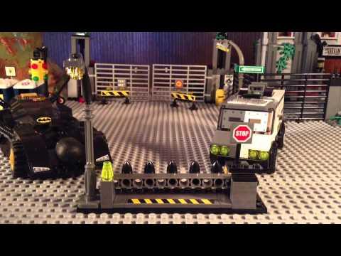 Lego Batman 7781 The Batmobile Two Faces Escape In Depth Review