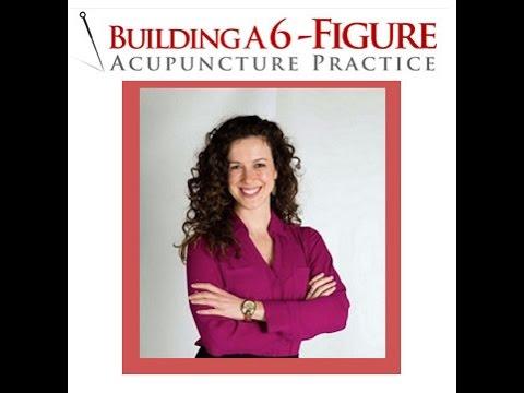 Building a 6 Figure Acupuncture Business with Alyssa Dazet