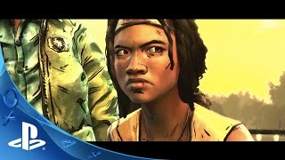 The Walking Dead: Michonne - A Telltale Miniseries Ep 1: In Too Deep - Launch Trailer | PS4, PS3