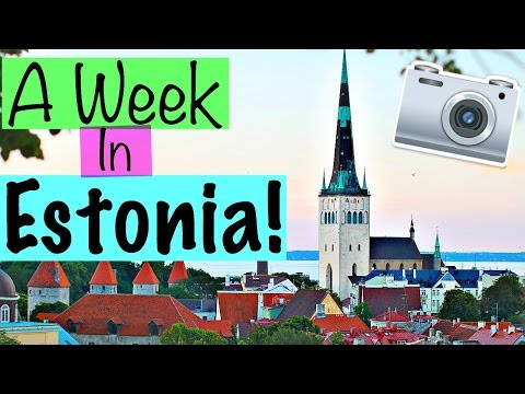 A Week In Estonia | Travel Vlog