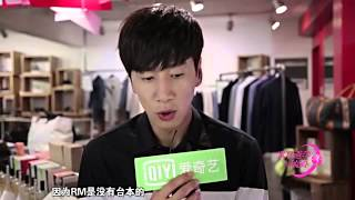 [ENG Soft Sub] 2015 Lee Kwang Soo iQIYI interview