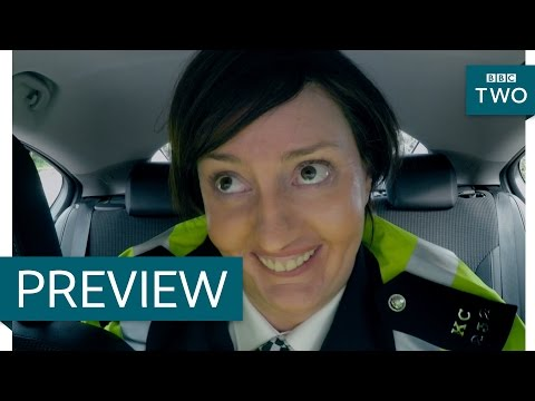 Miranda Hart wants to be more serious - Morgana Robinson's The Agency: Episode 4 Preview - BBC Two