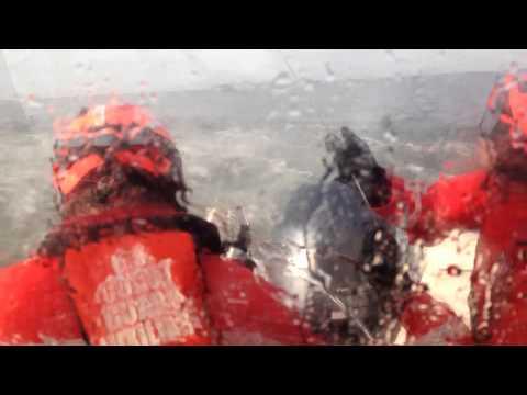 USCGAux Flotilla 10-10 Helo Ops