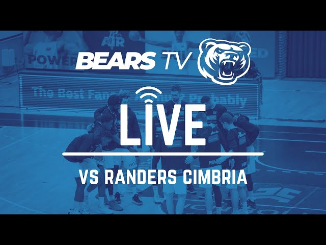 BEARS TV LIVE | vs Randers Cimbria