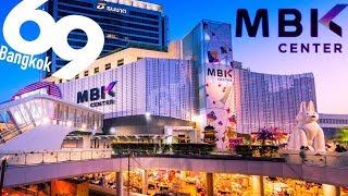 MBK / Shopping in BANGKOK / 2018