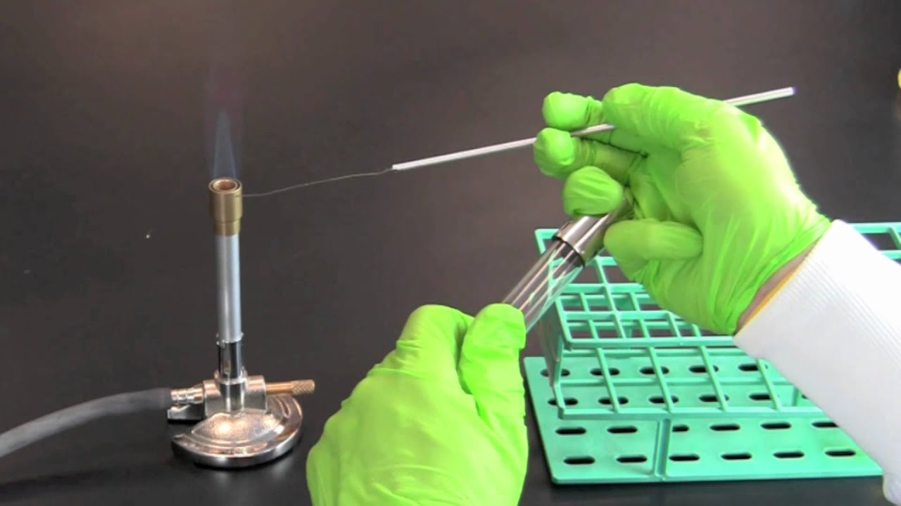 the many different techniques used to sterilize culture media in a laboratory procedure