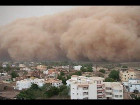 Berita Hari Ini : Video Badai Pasir Mengerikan Di Jeddah
