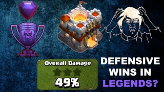 Clash of Clans BEST BASE LAYOUT FOR TH11 DEFENSIVE WINS IN LEGENDS LEAGUE