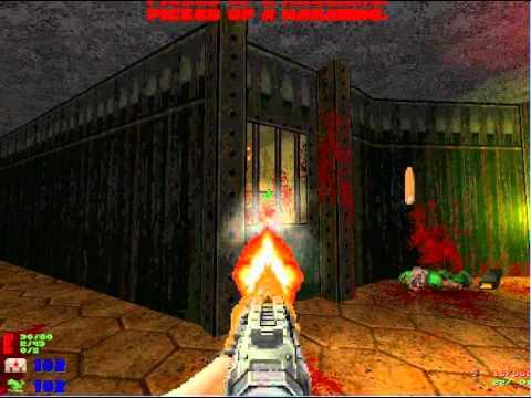 Brutal Doom: Hell On Earth Starter Pack (Map 01 Realistic Mode 100