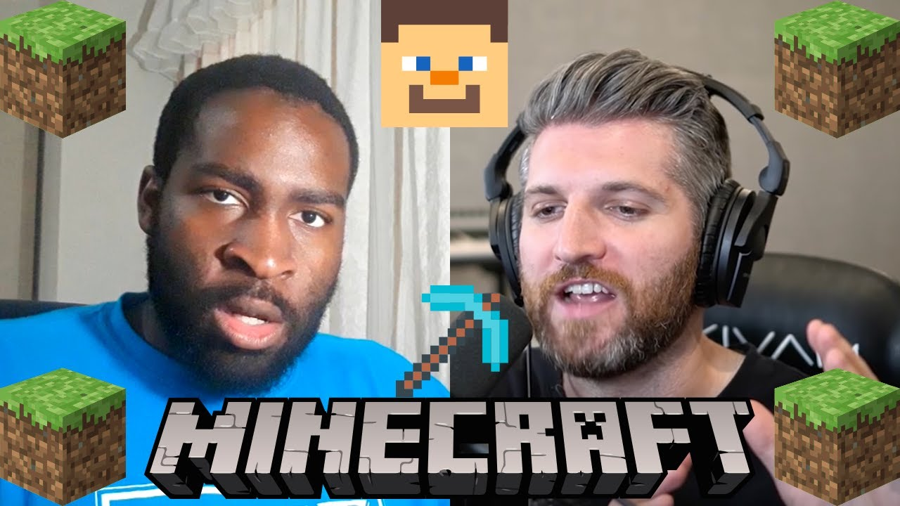 Poet Reacts to Minecraft Freestyle Rap! | Harry Mack Omegle Bars 46