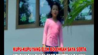 Kupu-Kupu Yang Lucu - Lagu Anak-Anak Indonesia Karya Ibu Sud.flv
