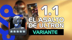 Capitulo 1 / Desafio 1 - El Asalto de Ultron (Variante)   Marvel Contest of Champions