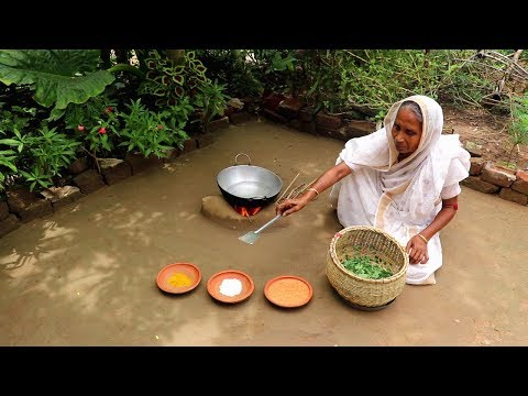 Grandmother Recipe For Control High Blood Pressure | Village Food
