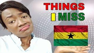 I MISS MY GHANAIAN BOYFRIEND Living in Ghana 2021