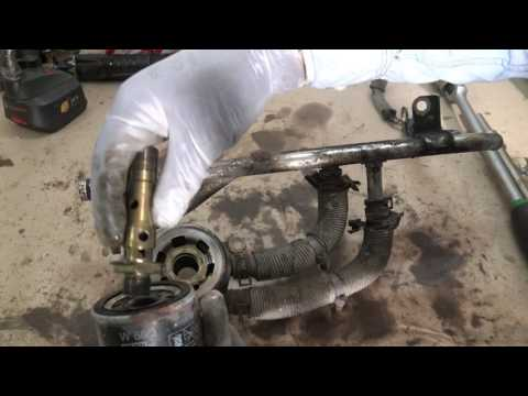 What is engine oil cooler in car engine ?