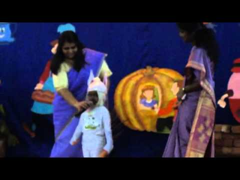 Nithya's Fancy Dress Competition- Rabbit Rabbit Songs  Sunbeam Bangalore