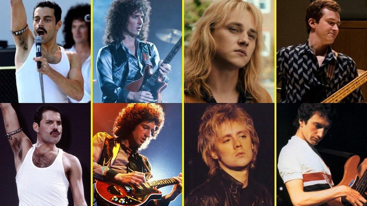 Bohemian Rhapsody Film Cast 2018  YouTube