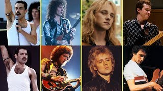 Bohemian Rhapsody Film Cast 2018