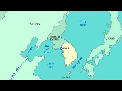 North Korea Sees Itself Surrounded by Enemies