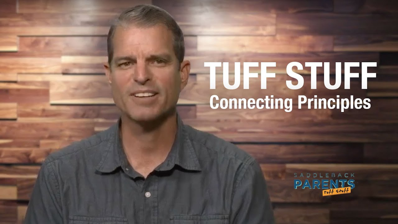 Connecting Principles | TUFF STUFF