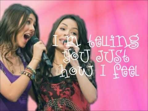 Victorious and iCarly cast - Leave It All To Shine (With Lyrics)