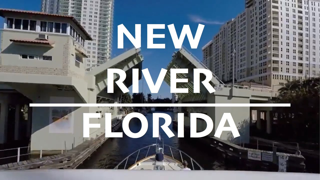 New river fort lauderdale outbound to the icw time lapse youtube new river fort lauderdale outbound to the icw time lapse geenschuldenfo Images