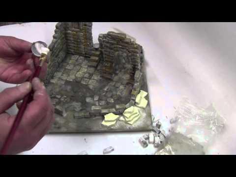 Orientalische Krippe selber bauen | Bauanleitung Damaskus | Weihnachtskrippe #2