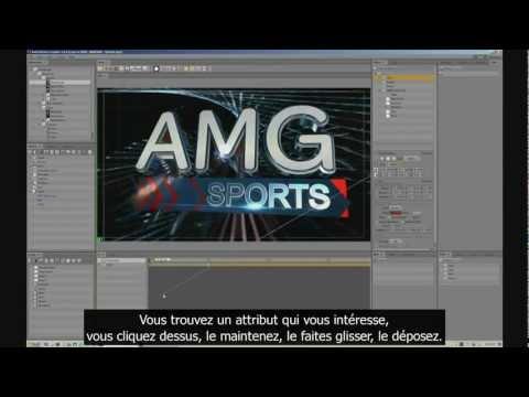Présentation et tutoriel complet de Avid Motion Graphics (25 mins)