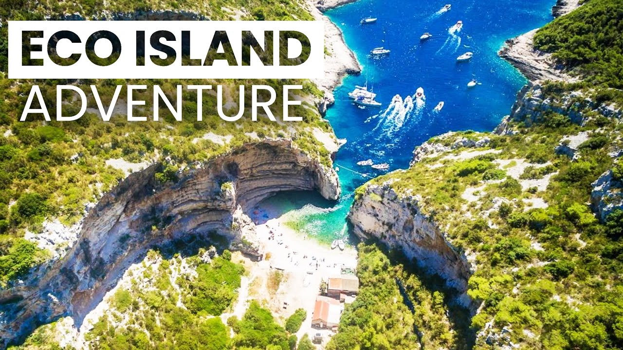 Exploring The Sustainable Island of Vis