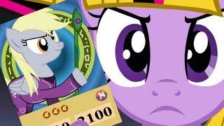 Repeat youtube video Yugioh Re-enacted by Ponies