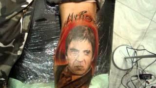 Al Pacino- Tattoo