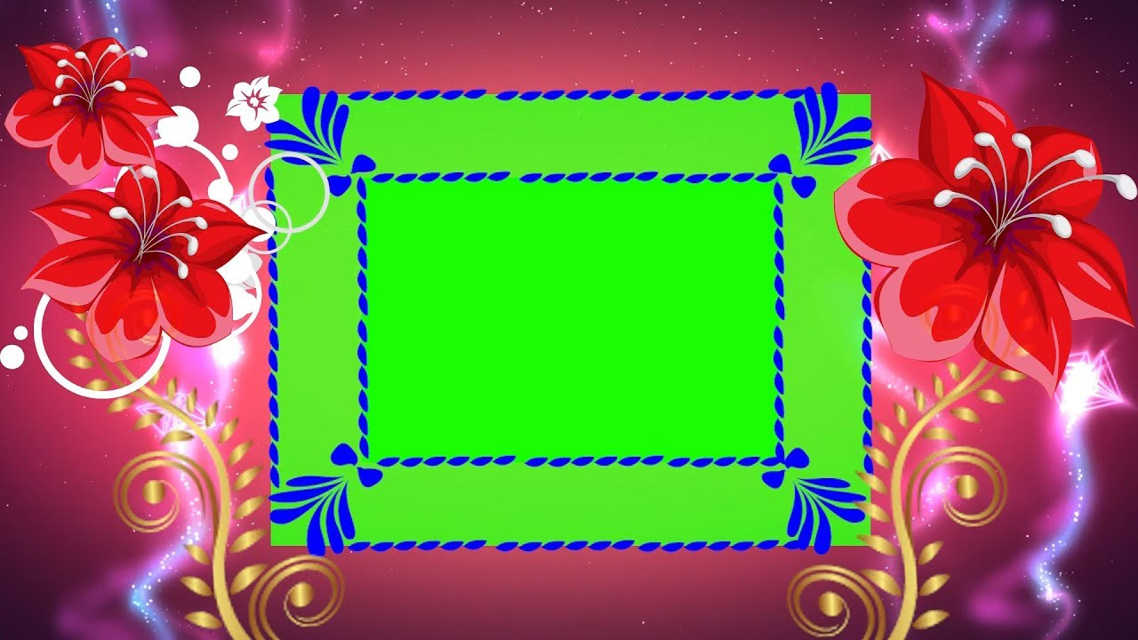 Beautiful Photo Frame Background Hd | Framebob org