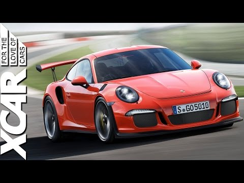 2016 Porsche 911 GT3 RS: Feel it Grip, Hear It Roar - XCAR