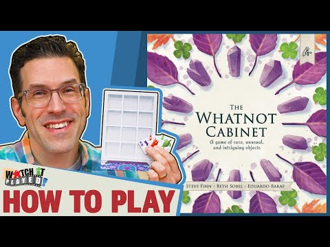 The Whatnot Cabinet - How To Play