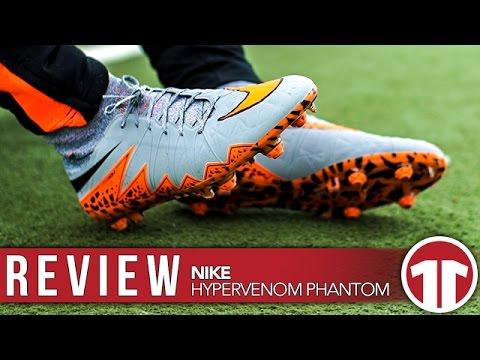 New Nike Hypervenom Phantom 2 Test   Review - Silver Storm Pack 2015 ... 6d716fb33dd0b