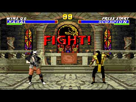 Ultimate Mortal Kombat 3 Kabal