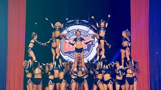 LIVE In Louisville WSF All Star Cheer Dance Chionship