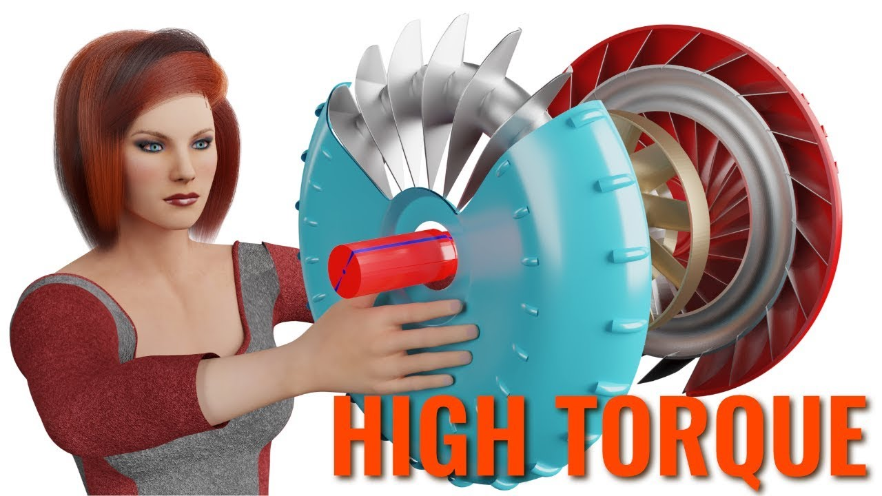 How Does A Torque Converter Work >> Torque Converter How Does It Work