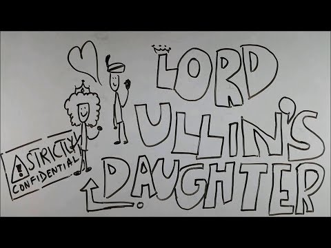 Lord Ullin's Daughter - ep01 - BKP | class 9 cbse english poem explanation
