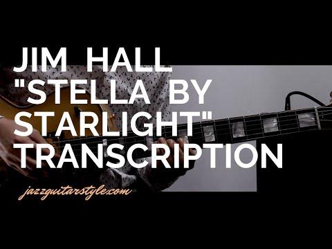Stella By Starlight Jim Hall