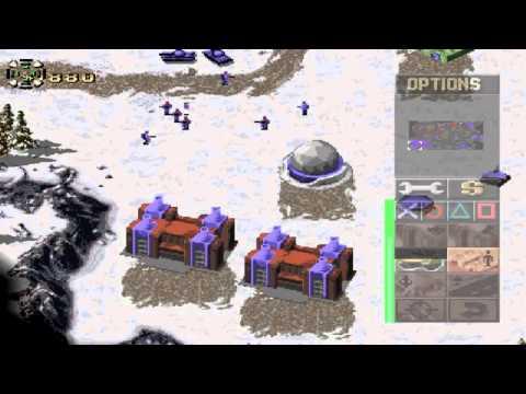 Command & Conquer: Red Alert: Retaliation Hard - Allies - Fresh Tracks