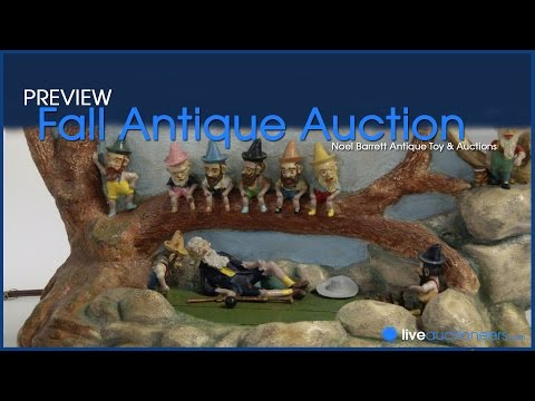 Collecting Amazing Toys: Noel Barrett Auction Preview -- Part 1