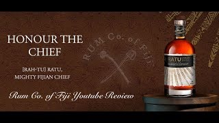 Rum Co. Of Fiji Master of Rum Liam Costello
