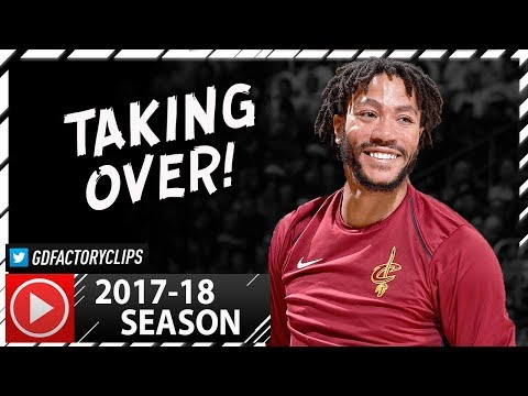 Derrick Rose CRAZY PS Highlights vs Pacers (2017.10.06) - 15 Pts in 14 Min!
