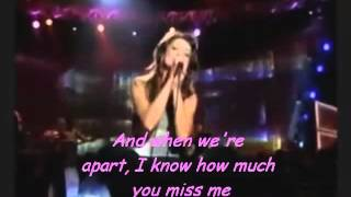Shania Twain - FOREVER AND FOR ALWAYS ***Live Concert*** (With Lyrics)