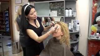 Первоплощение: Выпуск 10 (биозавивка волос)