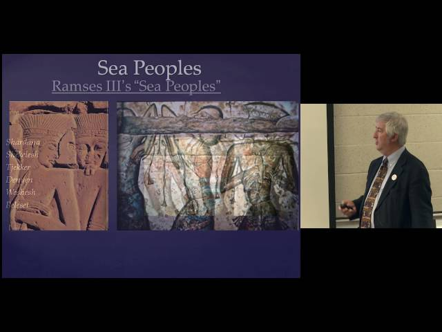 1177 BC: The Year Civilization Collapsed (Eric Cline, PhD)