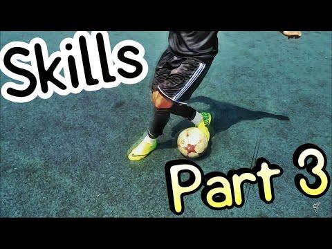 Как делать крутые финты в игре | Финты в футболе | Финты обучение #3 | Skills Tutorial