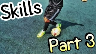 Как делать крутые финты в игре | Финты в футболе | Финты обучение #3 | Skills Tutorial(Третья часть видео в которой мы расскажем и покажем как делать крутые финты в игре.Вы можете посмотреть..., 2016-08-16T10:05:06.000Z)